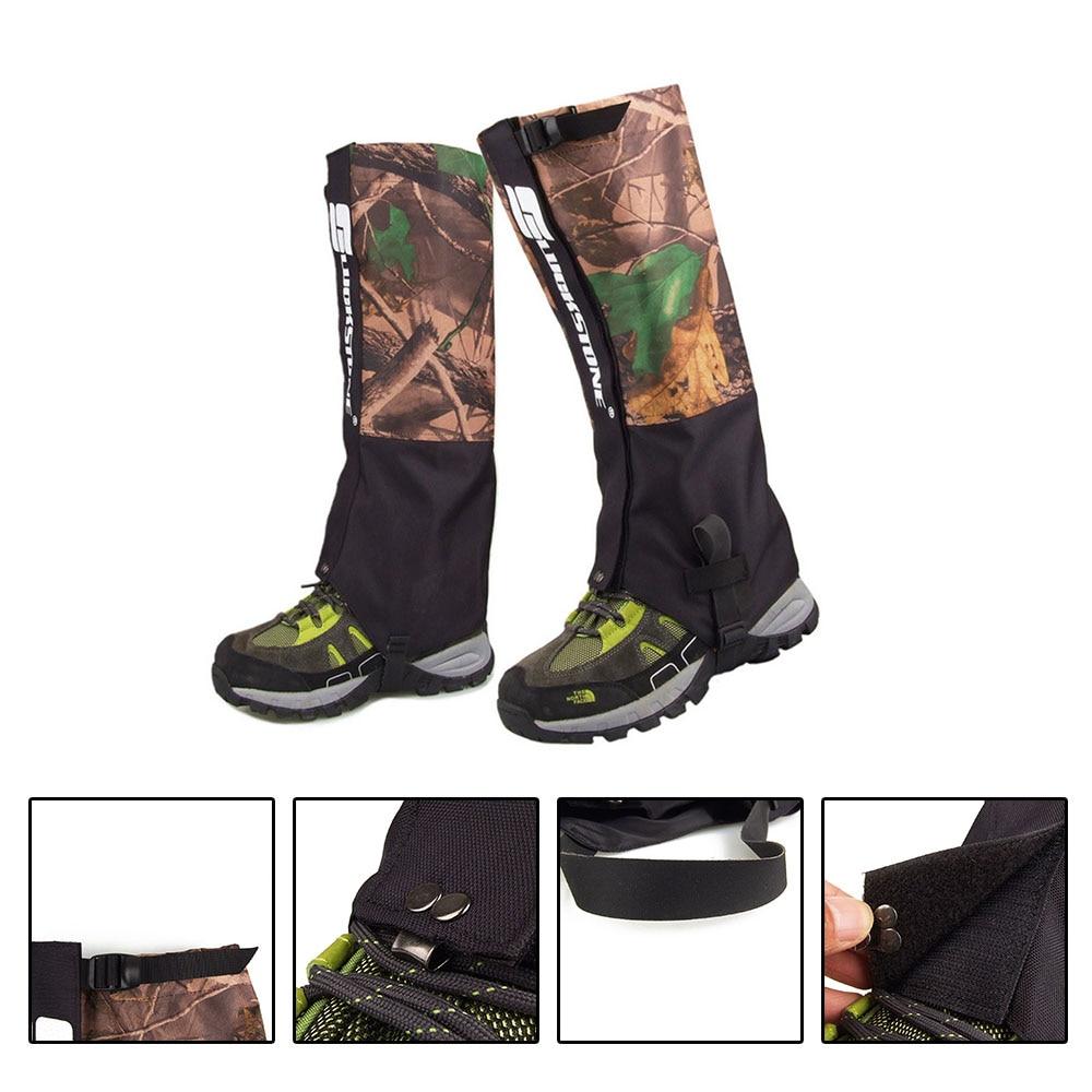 dd2b76d8d828 Waterproof high leg gaiters wear resistant camouflage snow mountain jpg  1000x1000 Sleeve foot gaiters