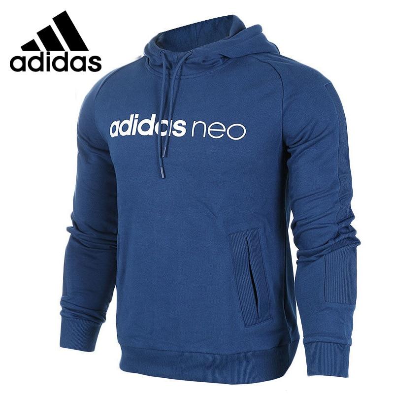 все цены на Original New Arrival 2017 Adidas NEO Label M CS HFT HDY Men's Pullover Hoodies Sportswear онлайн