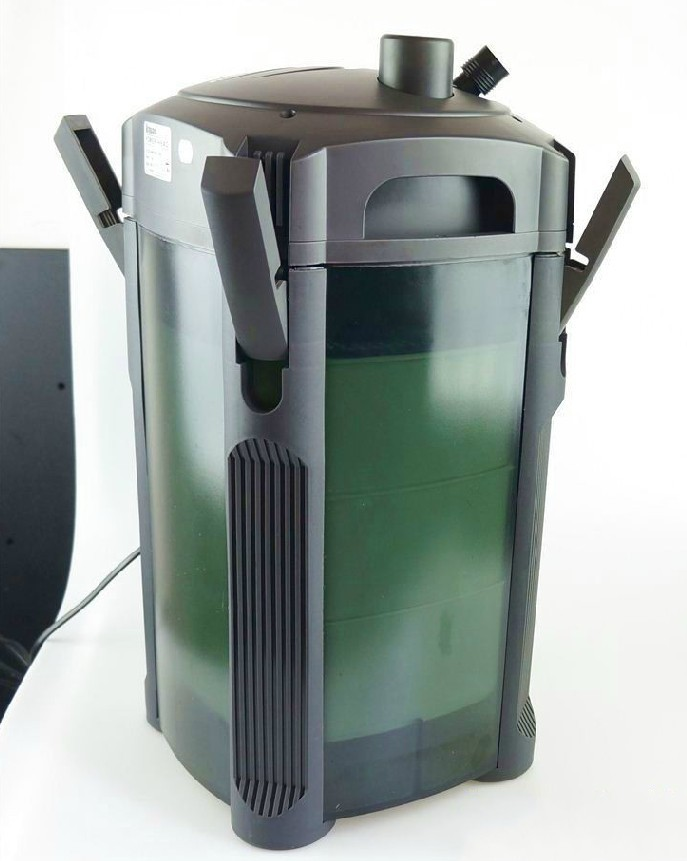 Filtres à cartouche ATMAN CF-1200 32 W 1550L/H pour réservoir de 400-700 litres, pour réservoir d'aquarium de corail de récif de sel marin frais