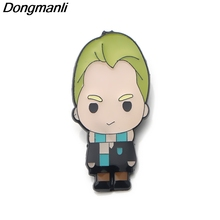 P3723 Dongmanli Draco Malfoy Metal Enamel Pins and Brooches for Lapel Pin Backpack Bags Badge Cute Gifts Collar Jewelry