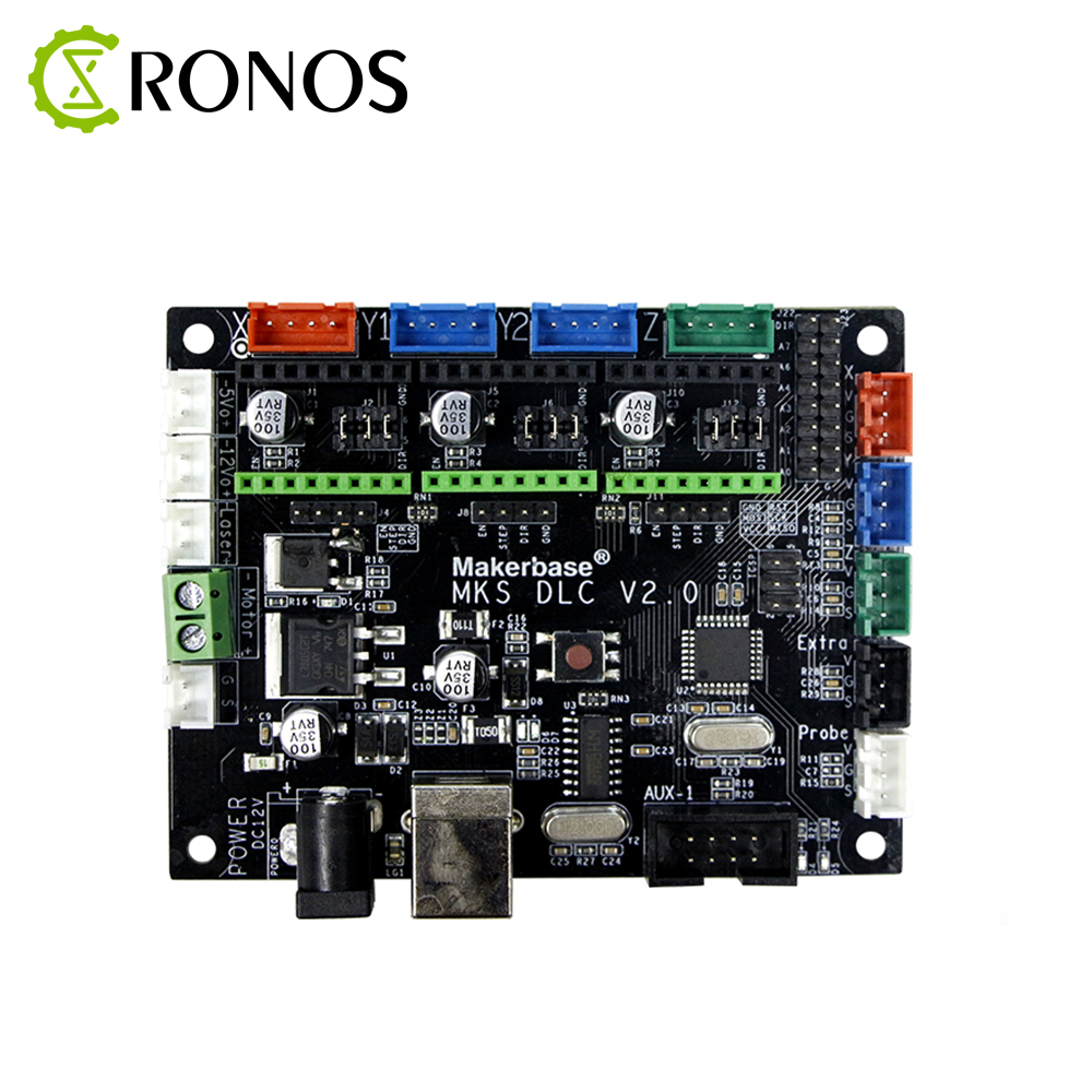 DLC Main Control Board CNC Control Board Laser Engraving GRBL CNC Shield Compatible Motherboard