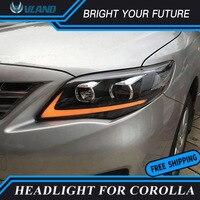 Фары автомобиля для Toyota Corolla головы лампы сборки 2011 2012 2013