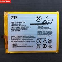 2200 mAh Li3822T43P3h786032 バッテリー Zte ブレード X7 D6 V6 Z7 T660 T663 充電式リチウムイオン内蔵携帯電話のバッテリー