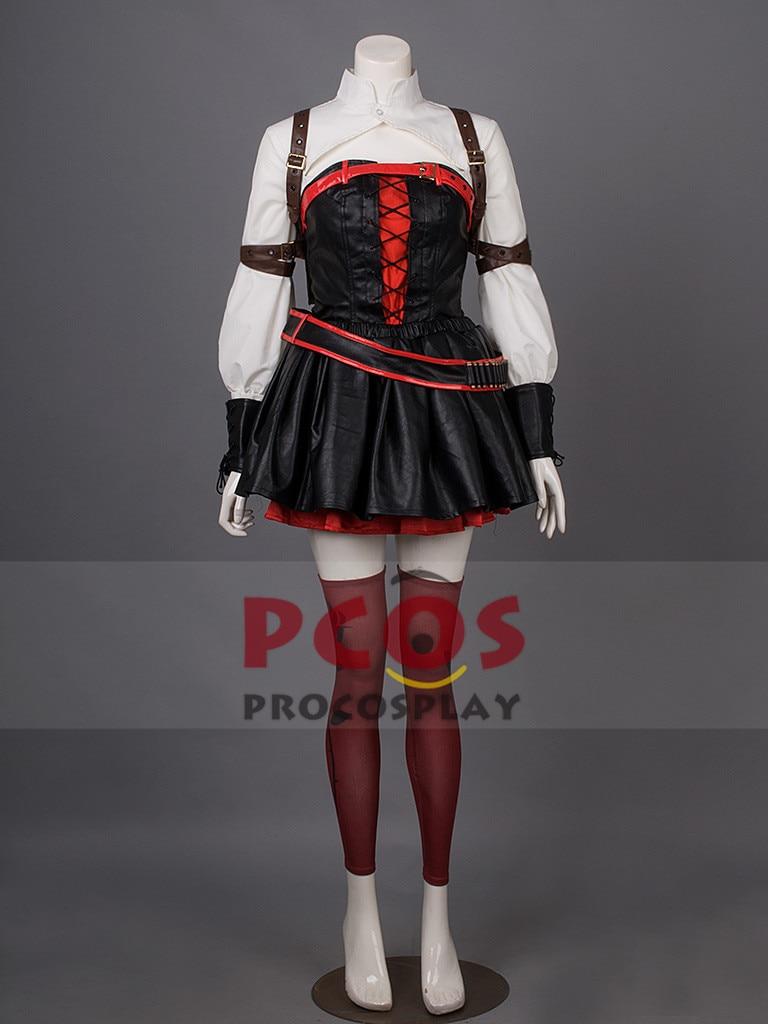 RWBY Vol.4 Seizoen 4 Ruby Rose Cosplay kostuumoutfits - Carnavalskostuums - Foto 4