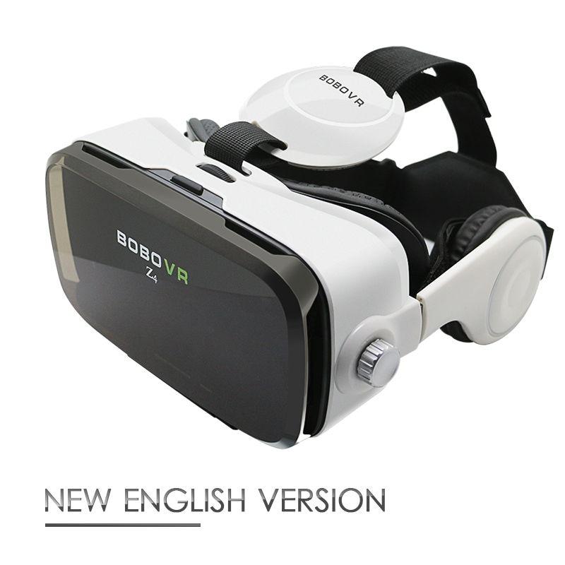 VR BOX BOBOVR Z4 Virtual Reality goggles 3D Glasses Google cardboard BOBO VR GLASSES Z4 Headset for 4.3 - 6.0 inch smartphones 20