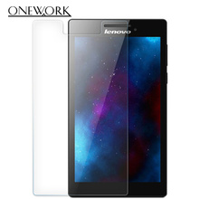 цена на For Lenovo Tab 2 A7-10 A7-10F A7-20 A7-20F A7-30 A7-30HC A7-30DC Tab2 A7 20 30 Screen Protector Tablet Film Tempered Glass