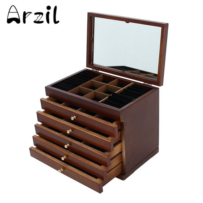 capas de la joyera caja de de regalo de decoracin del hogar artesana vendimia
