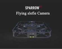 New arrival AEE Hover Camera Sparrow360 A10 Selfie camera 1080P/60fps HD APP Control WiFi RC Drone dobby IR Obstacle Avoidance