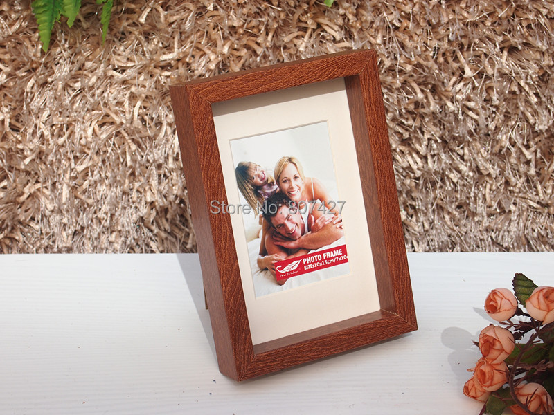 hot sale wood frame picture fame 4x6 inchchina mainland