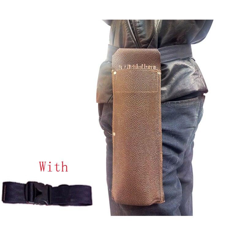 """14/"""" BLACK Welding Electrode Rod Guard® Holder Storage Canister"""