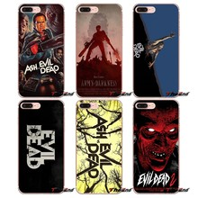 Evil Dead logo zombies Resident Evi For Huawei G7 G8 P7 P8 P9 Lite Honor 4C 5X 5C 6X Mate 7 8 9 Y3 Y5 Y6 II 2 Pro 2017 TPU Cases(China)