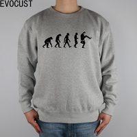 EVOLUTION MONTY PYTHON Men Sweatshirts Thick Combed Cotton