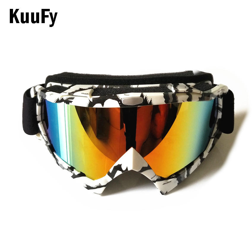 Ski Glasses UV400 Winter Design Dustproof Windproof Snowboard Goggles
