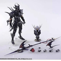 PLAY ARTS Kai Game Final Fantasy XIV 14 Estinien Action Figure Collectable Model Toy Birthday Gift for Children