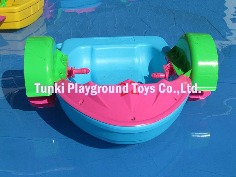 Child pool hand boats large outdoor water amusement equipment amusement equipment child hand boats child boat water toys bumper boat hand boats water