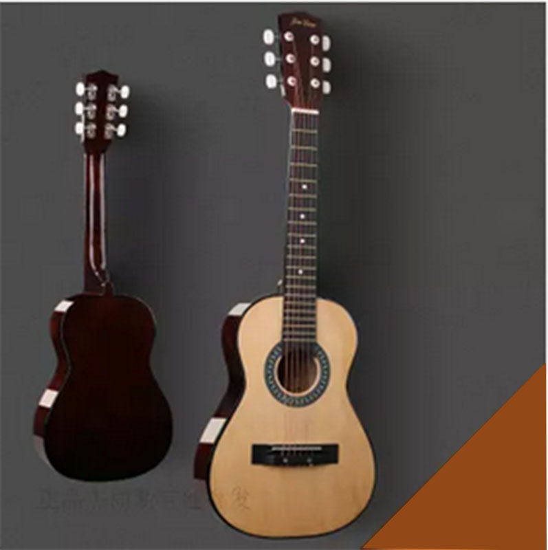 30 \ 34 \ 36 inch novice guitar beginner folk guitar six chord little guitar 30 34 36 inch novice guitar beginner folk guitar six chord little guitar