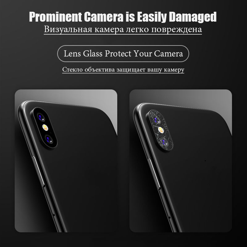 KHW1821_7_Camera Lens Screen Protector For Huawei P20 Tempered Glass Clear LCD Film