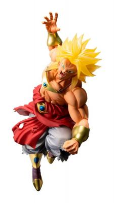 In Stock Original Banpresto Dragonball Super Broly Figure Oversea Limited Super Saiyan Broly