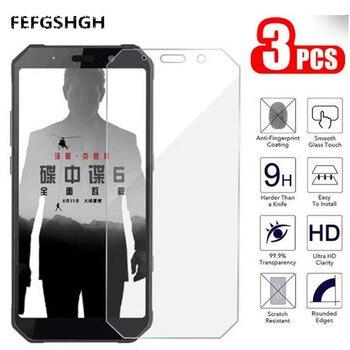 """2.5D 9H szkło hartowane dla AGM A9/H1 5.99 """"ochraniacz ekranu szkła na dla AGM A9 folia ochronna szkło"""