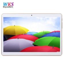 10 pouce tablet pc Octa Core 3G 4G LTE Comprimés Android 5.1 RAM 4 GB ROM 64 GB Dual SIM Bluetooth GPS Comprimés 10.1 pouce tablet pcs