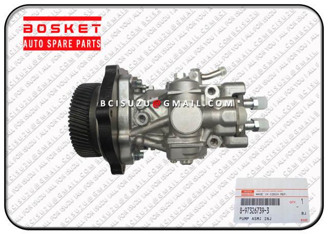 0470504037 Isuzu Dmax 4JH1 Injector Pump 8973267393 8 97326739 3-in