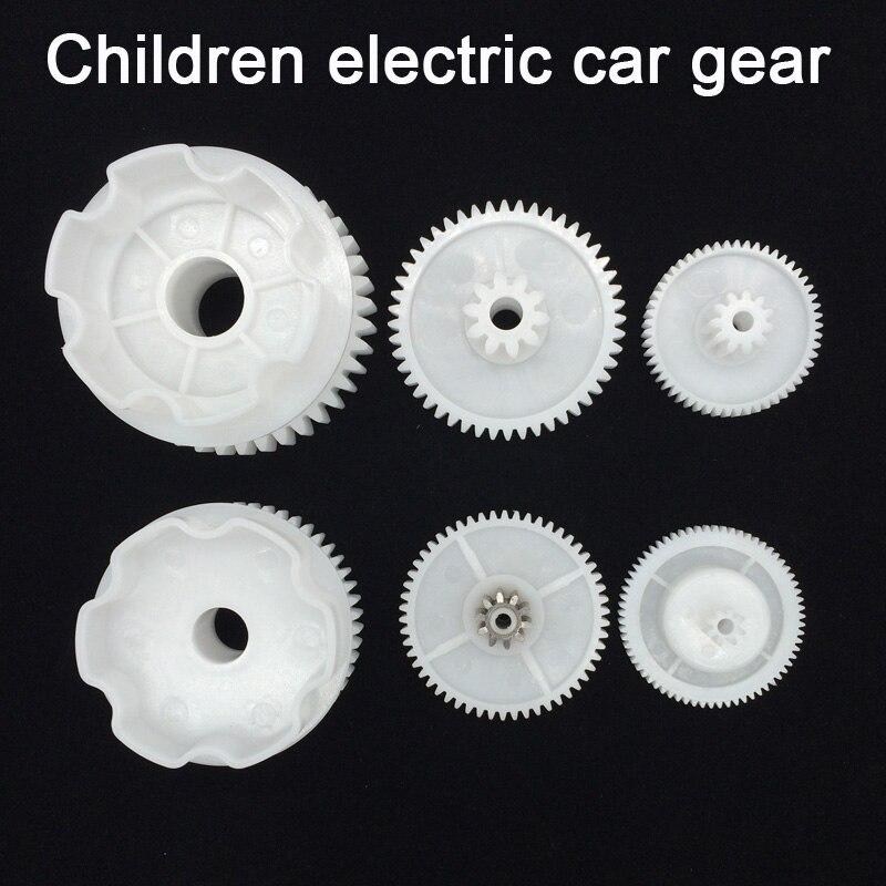 Children Electric Car Plastic Gear 550 Gearbox Gear For