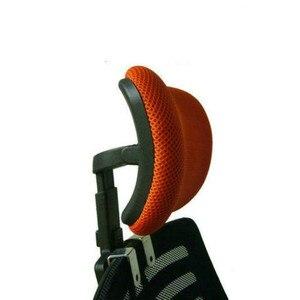 Image 2 - Регулируемый подголовник Офисный Компьютерный поворотный подъемный стул защита шеи Подушка офисное кресло аксессуары бесплатная установка