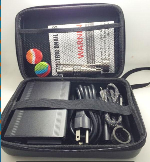 DHL Free Dnail Enail Kit Titanium / Quartz nail carb cap hybrid e - Bienes para el hogar - foto 3