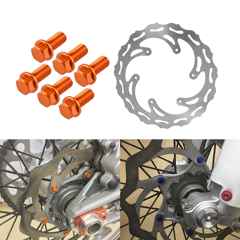 Primary Drive Sprocket Bolt and Nut Kit Fits KTM 125 SX 2012-2019
