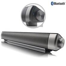 Portable Stereo Soundbar TV Speakers 10W Super Dual Bass Subwoofer Mini Home TV Bluetooth Loudersepaker Soundbar