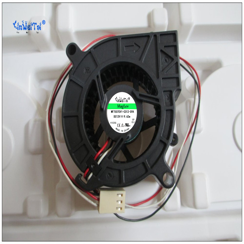 Бесплатная доставка DC12V 1.7 Вт Сервер вентилятор охлаждения для SUNON gb1206ptv2-ay 13. z. r. x. GN сервер Воздуходувы Вентилятор 60x60x25 мм 3-провода ...