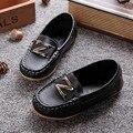 Novos Sapatos Meninos Meninas Outono Crianças Casuais Crianças Mocassins de Design Da Marca Crianças Moda Primavera Plana Sapatos Da Criança Tênis Calçado