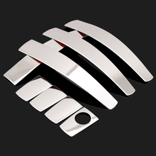 Stainless steel Door Handle Cover Trim (8 pcs) for Opel Zafira Astra Insignia Vectra 2004-2013