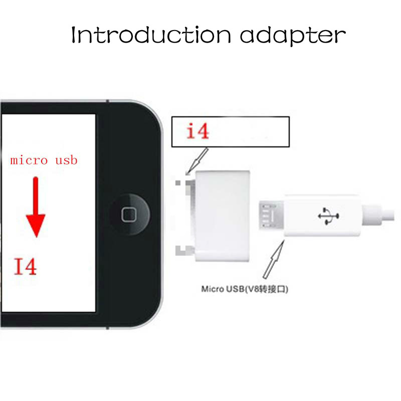 Micro-USB-to-30-Pin-USB-Adapter-Connector-Converter-Cable-Adapter-for-iPhone-4-4s-4G-3GS-Phone-For-iPad-iPod-Charger-Adaptor-1 (2)
