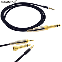 Replacement Audio Upgrade Cable For SONY MDR 1A Headphone