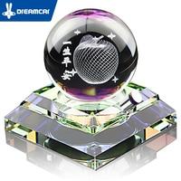 Colored Lights Car Perfume Seat Car Perfume Air Freshener Crystal Perfume Bottle Car Ornaments
