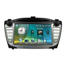 """7 """"Audio Estéreo del coche Unidad Principal Autoradio Headunit para Hyundai IX35 2009 2010 2011 USB RDS iPod Agenda Bluetooth Manos Libres"""