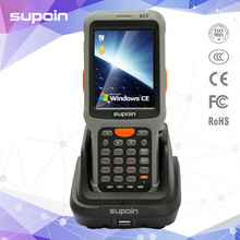 Android 4.3 quad core Barcode Scanner for Logistics / ManuFacturing / Retail With Ultra Strong decoding Capability