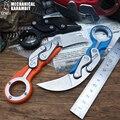 LCM66 механический karambit Скорпион коготь нож открытый кемпинг джунгли охотничьи ножи Самозащита выживания складной нож инструмент