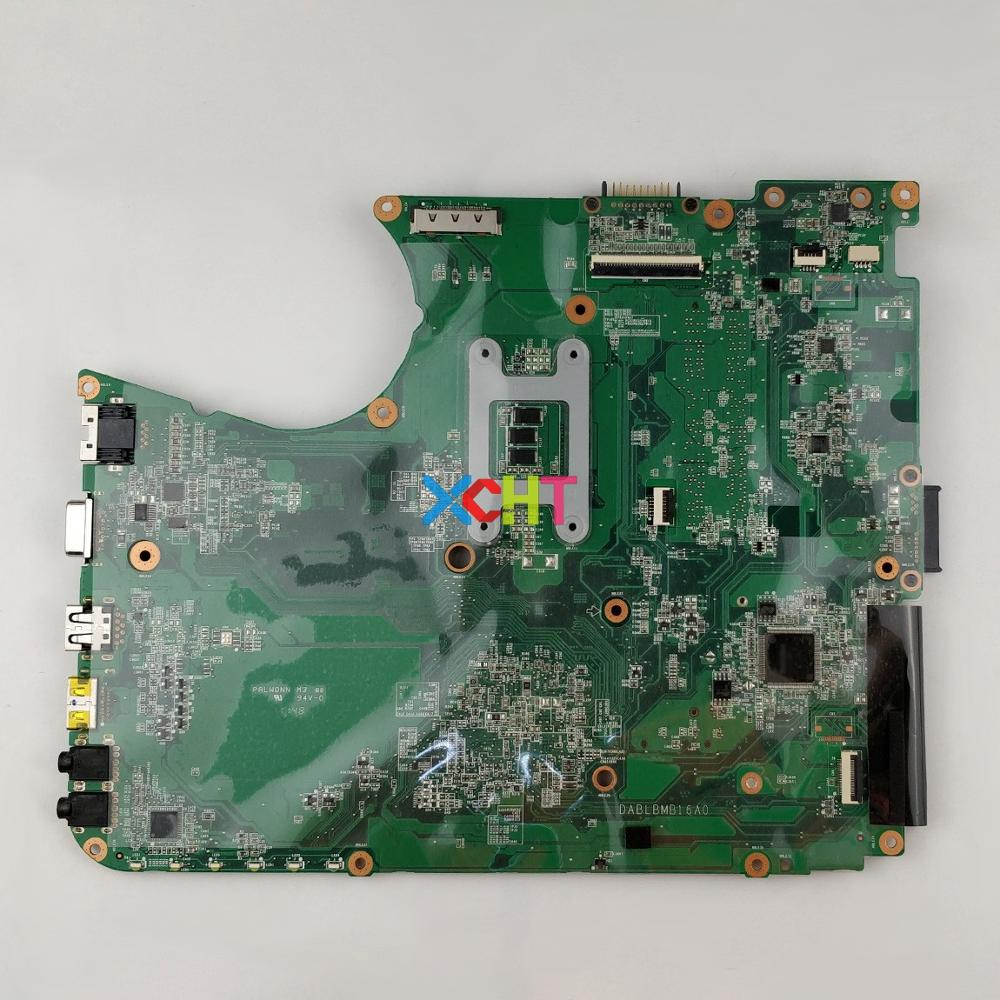 Image 2 - A000080670 DA0BLBMB6F0 HM65 for Toshiba Satellite L755 L750 NoteBook PC Laptop Motherboard Mainboard-in Laptop Motherboard from Computer & Office