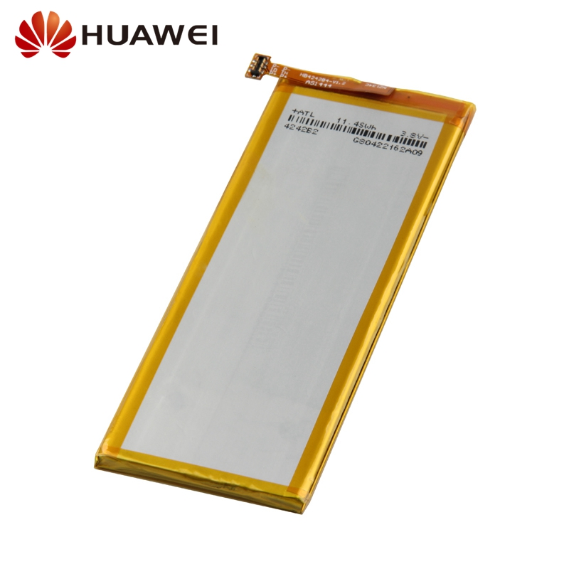 Original Replacement Battery HB4242B4EBW For Huawei Honor 4X Honor 6 H60 L01 H60 L02 H60 L04 H60 L11 Genuine Battery 3000mAh in Mobile Phone Batteries from Cellphones Telecommunications