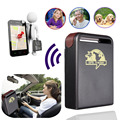 TK102-2 Автомобильный Мини Реальном Времени Онлайн GSM GPRS Устройства Слежения Locator GPS Трекер TK 102 для Детей Автомобилей Pet