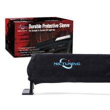 22 32 42 52 светодиодный свет бар крышка Универсальный прямой и изогнутый водостойкий пылезащитный ветрозащитный Snowproof Защитный рукав
