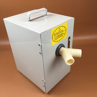 JT 26B Dental Vacuum Dust Extractor for Dental Lab Equipment