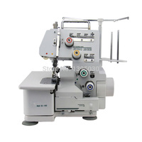 1PC 434D Multifunctional Household Overedge Machine Sewing Machine Electric Four bag Sewing Machine
