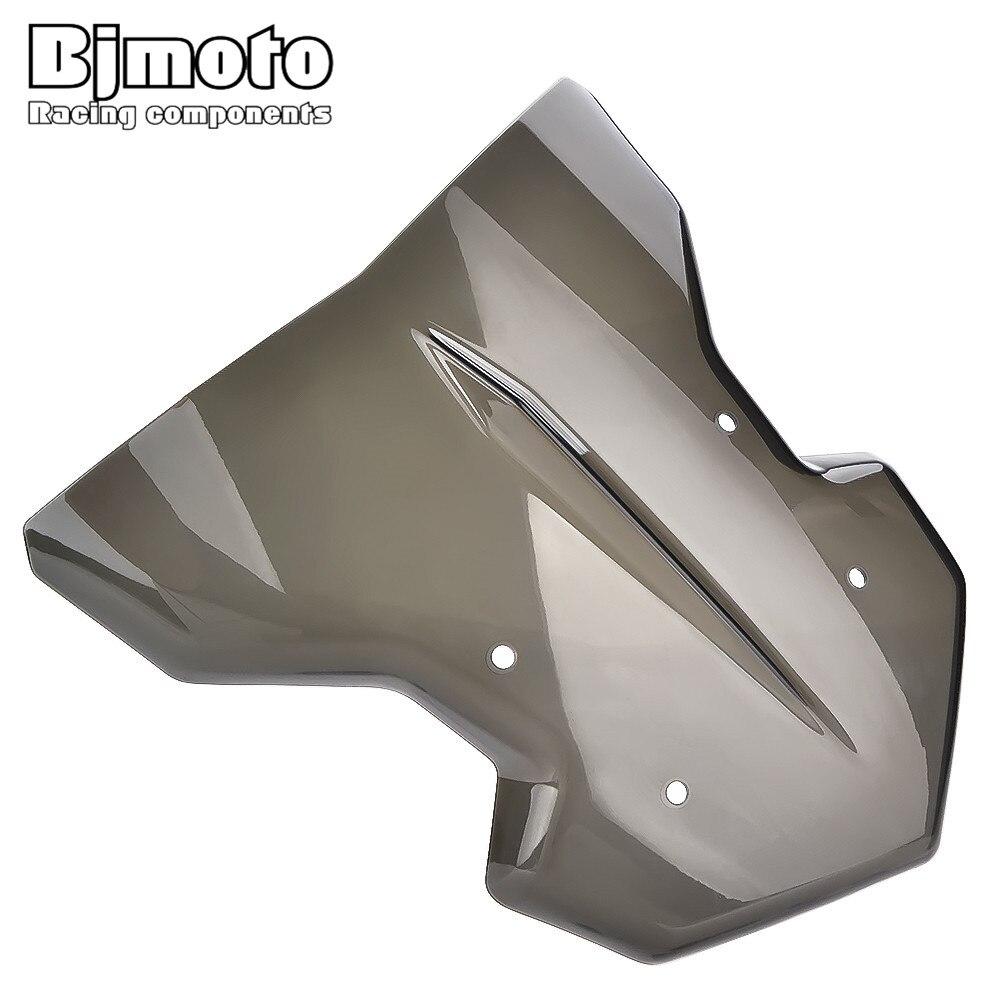 Bjmoto для Yamaha MT09 FZ09 2017-2018 Мотоцикл лобового стекла с Винты Высокое качество