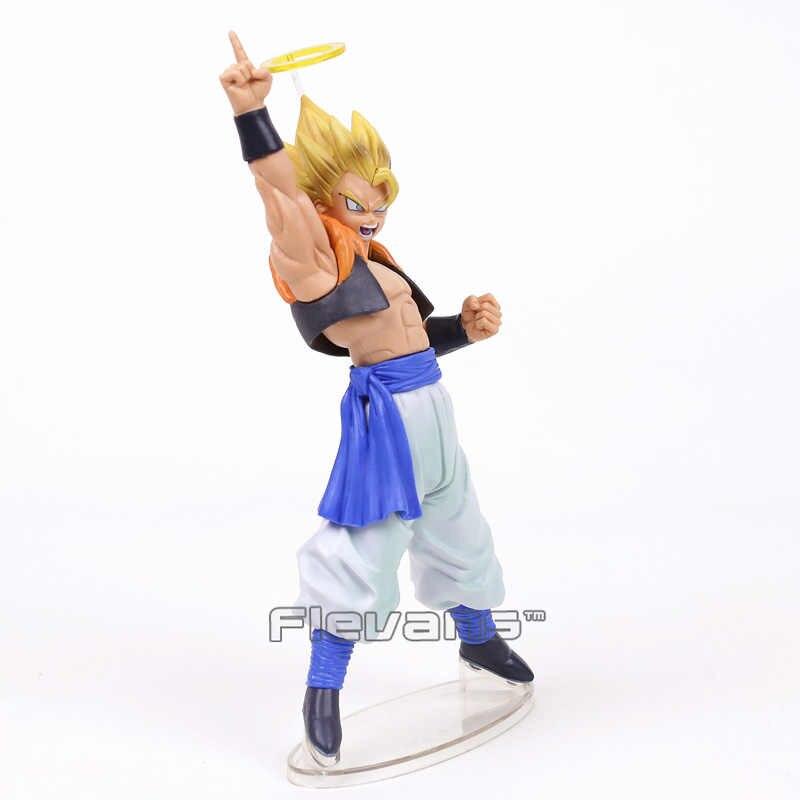 Dragon Ball Z Com Figuração vol.1 Gogeta Super Saiyan PVC Figura Collectible Toy Modelo