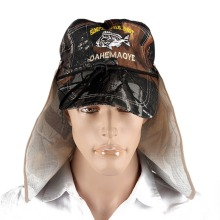 Brand New Unisex Bucket Hat Fishing Boating Hiking Boonie Hat Outdoor Sun Cap+Face Shield Drop Shipping
