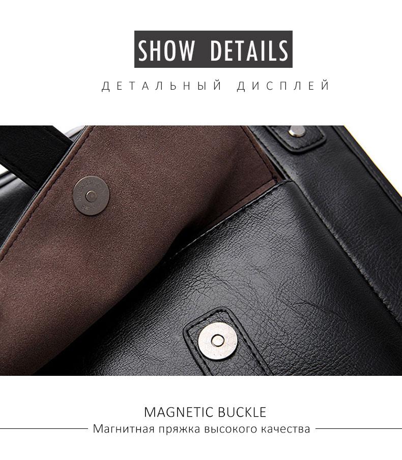 HTB1NzyMKk9WBuNjSspeq6yz5VXab Scione Men Thicken PU Leather Briefcase Large Capacity Laptop Business Messenger Shoulder Bag High Quality Travel Office Handbag