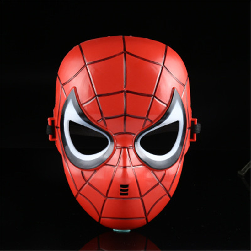 Marvel Мстители 3 Возраст Альтрона Халка черная Widow Vision Ultron Железный человек Капитан Америка Фигурки Модель игрушки - Цвет: No light spiderman